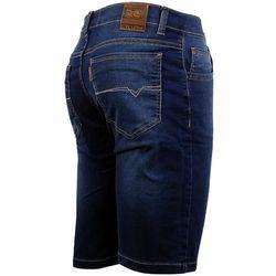 Costas Bermuda Jeans Stretch Tahiti