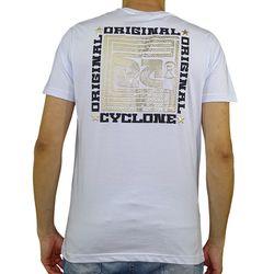 Costas Camisa Holden Metal Branca