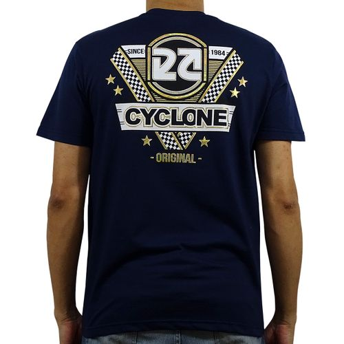 Costas Camisa Hony Metal Azul