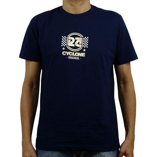 Camisa Hony Metal Azul