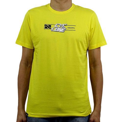 Camisa Paperland Metal Amarela