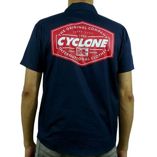 Costas Camisa Tecido Label
