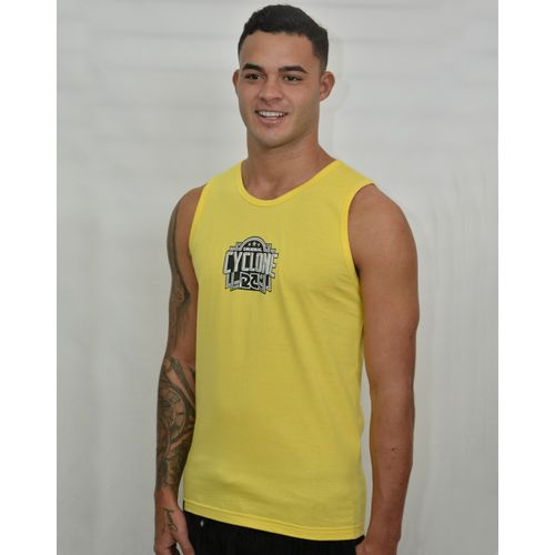 Regata Furious Metal Amarelo