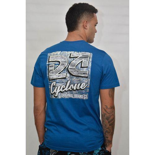 Costas Camisa Crawley Metal Azul