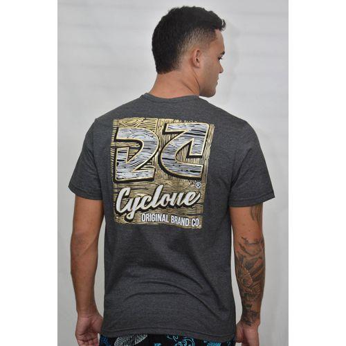 Costas Camisa Crawley Metal Preta