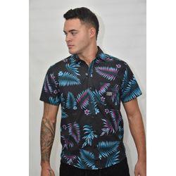 Camisa Tecido Tropical Summer