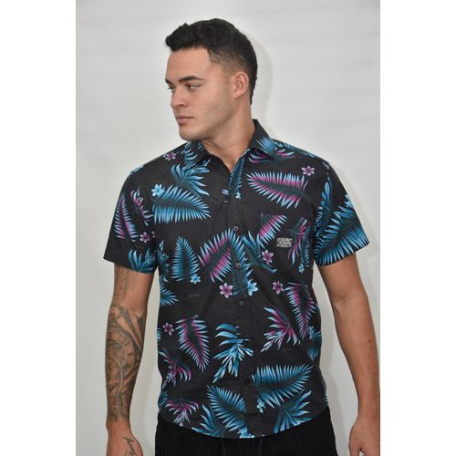 Camisa Tecido Tropical Summer
