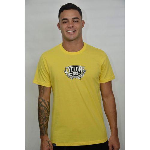 Camisa Kaibon Metal Amarela