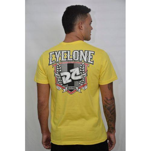 Costas Camisa Kaibon Metal Amarela