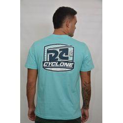 Costas Camisa Texture Azul