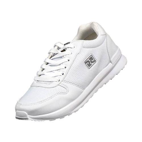 Tênis Jogger Retrô Branco
