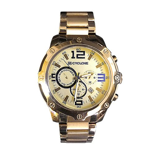 Relógio King Golden