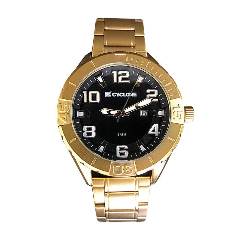 Relógio Chic Golden