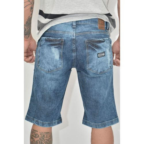 Costas Bermuda Jeans Stretch Maui