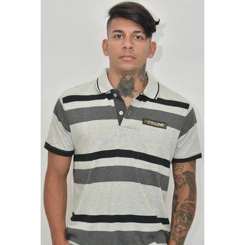 Camisa Pólo Listra Pacific Mescla