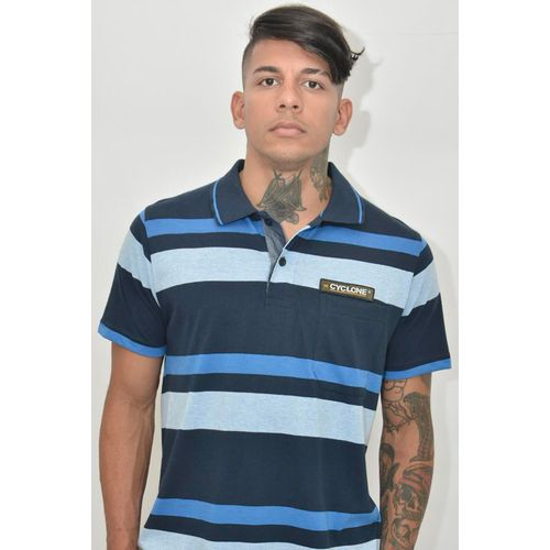 Camisa Pólo Listra Pacific Marinho