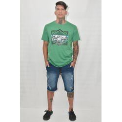 Look Camisa Bali Roots Verde