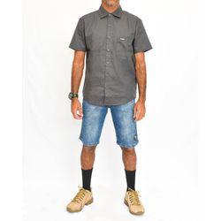 Look Camisa Tecido Azonix