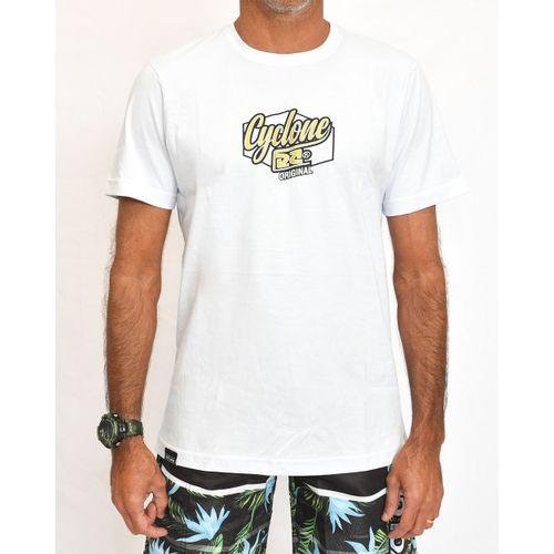 Camisa Skewed Metal Branca