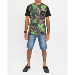 Look Camisa Botanic Verde