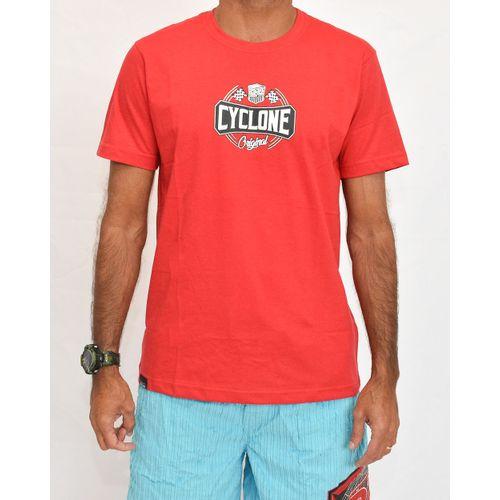 Camisa Circuit Metal  Vermelho