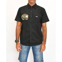 Camisa Tecido Furius Preto