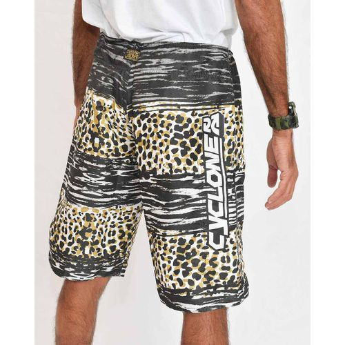 Costas Bermuda North Cats Preto
