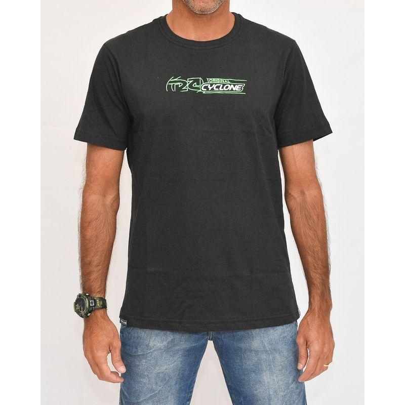 Camisa Moviment Metal Preto