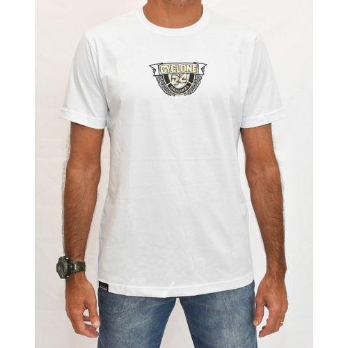 Camisa Burial Metal Branco
