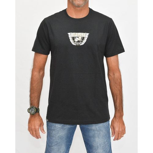 Camisa Burial Metal Preto