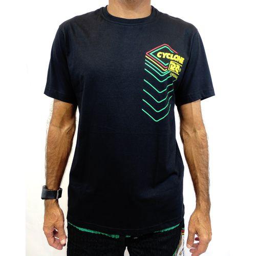 Camisa Modern Rasta  Preto