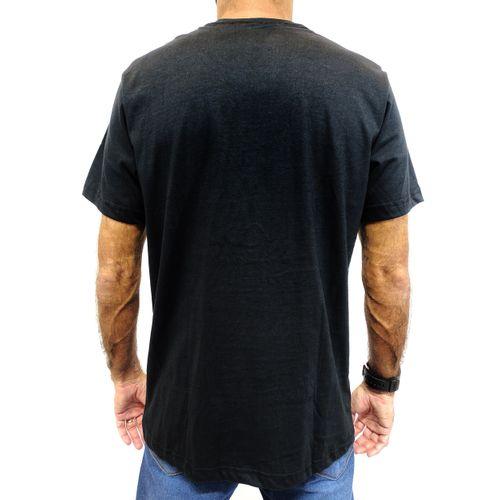 Costas Camisa Snake Tattoo Preto