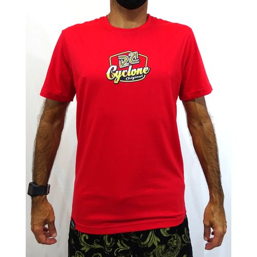 Camisa Jump Metal Vermelho