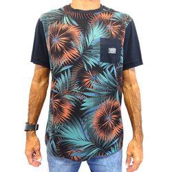 Camisa Tropicalia Preto