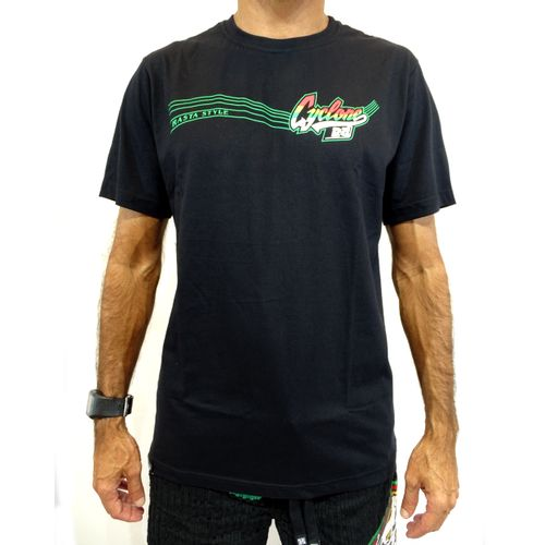 Camisa  Assinatura Rasta Preto