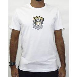 Camisa Gothic Metal Branco