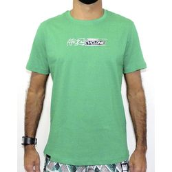 Camisa Moviment Metal Verde