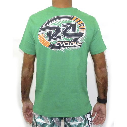 Costas Camisa Moviment Metal Verde
