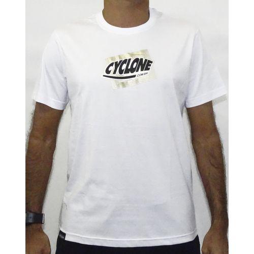 Camisa Extrusion Metal Branco