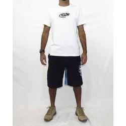 Look Camisa Extrusion Metal Branco