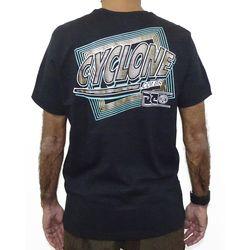 Costas Camisa Extrusion Metal Preto