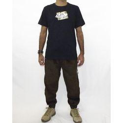 Look Camisa Extrusion Metal Preto