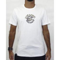 Camisa Paint Metal Branco