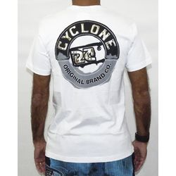 Costas Camisa Paint Metal Branco
