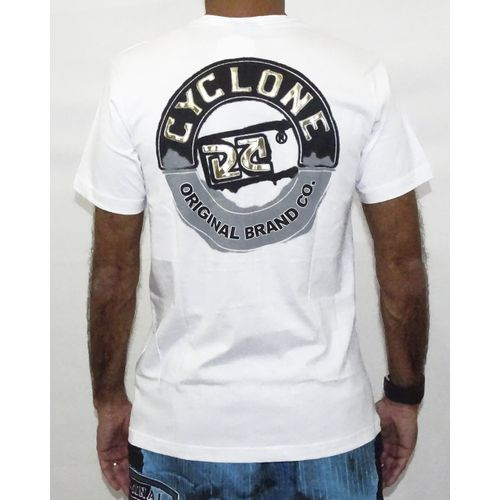 Costas Camisa Paint Metal Branco