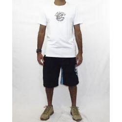 Look Camisa Paint Metal Branco