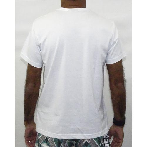 Costas Camisa Skull Surf Branco