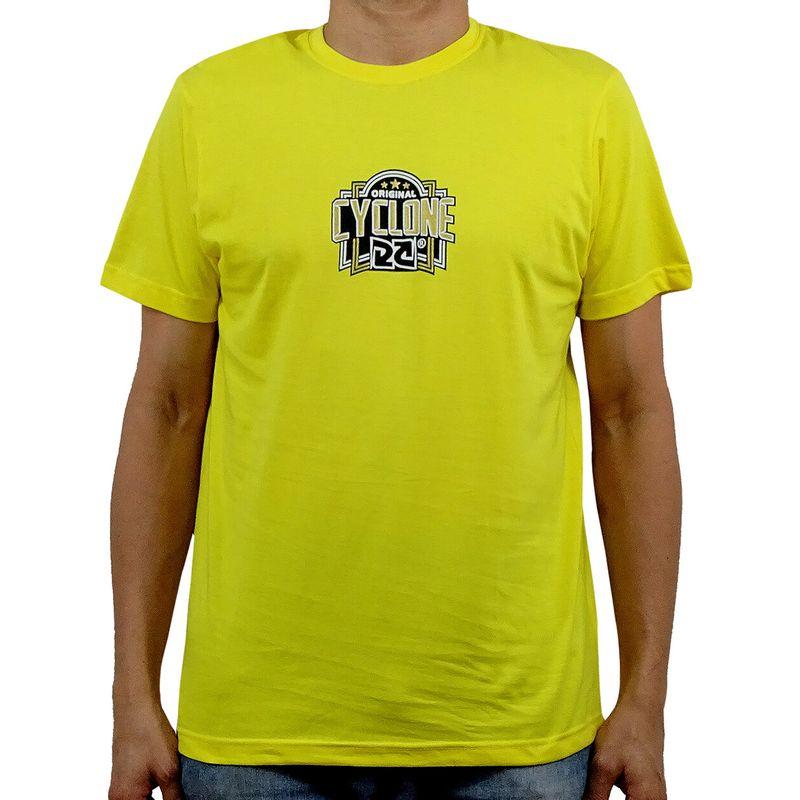 Camisa Furious Metal Amarelo