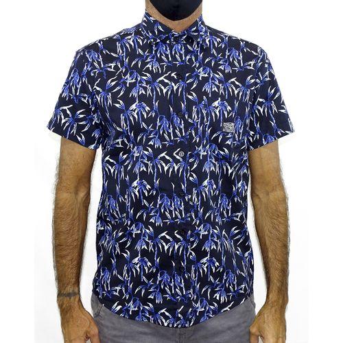 Camisa Tecido Bamboo Preto
