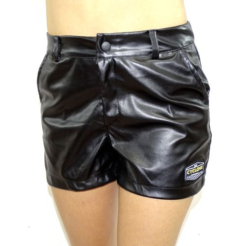 Short Fashion Preto